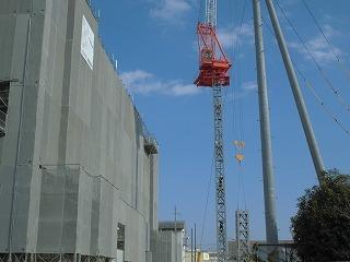 (仮称)ホテルルートイン津山駅前新築工事 タワークレーン見学会_f0151251_08213771.jpg