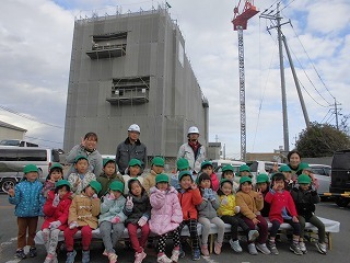 (仮称)ホテルルートイン津山駅前新築工事 タワークレーン見学会_f0151251_08214342.jpg