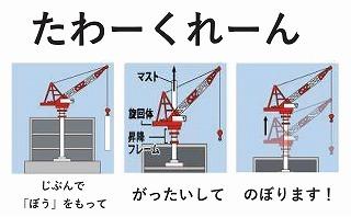 (仮称)ホテルルートイン津山駅前新築工事 タワークレーン見学会_f0151251_16262947.jpg