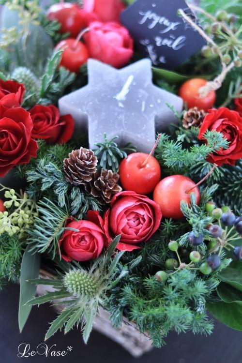 12月Living flowerクラス レッスン_e0158653_23372429.jpg