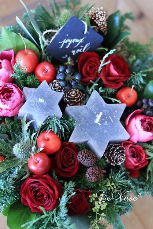 12月Living flowerクラス レッスン_e0158653_23380075.jpg