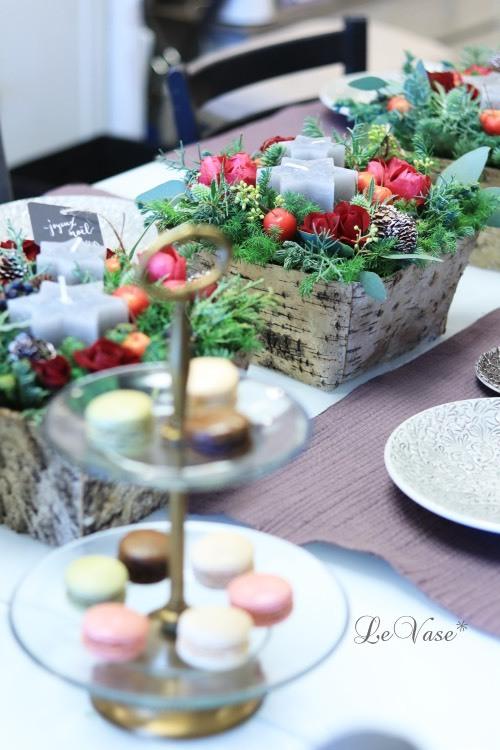 12月Living flowerクラス レッスン_e0158653_23381010.jpg