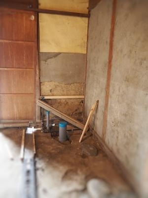 介護用トイレの改修工事_e0010955_07295599.jpg