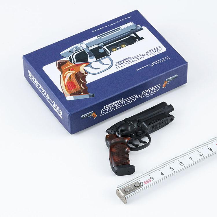 Tomenosuke Blaster 1/3 semi assembled model_e0118156_10103408.jpg