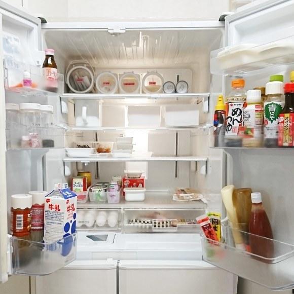 ++冷蔵庫の大掃除*++_e0354456_10193927.jpg