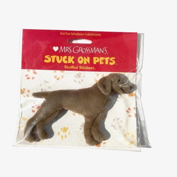Mrs.Grossman's  STUCK ON PETS  ミセスグロスマン スタック オン ペット_d0217958_11475593.jpeg