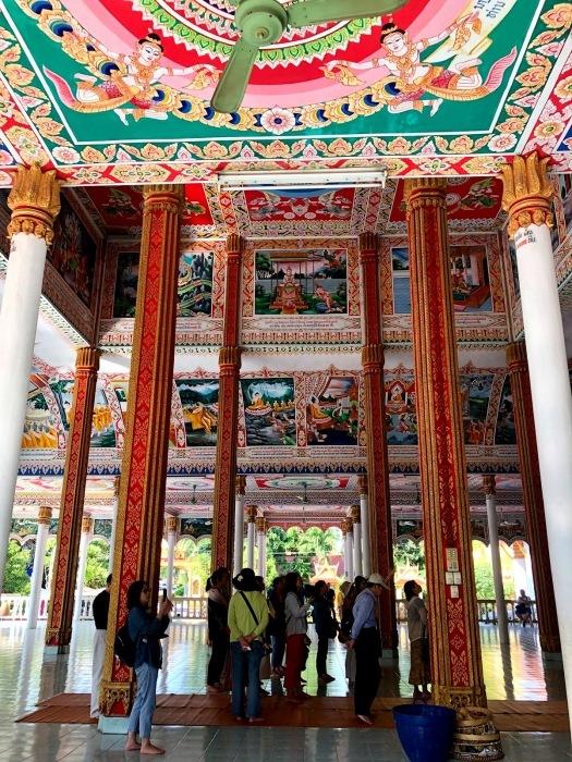 ラオスの旅 9  タート・ルアン南寺院その2_a0092659_12044380.jpg