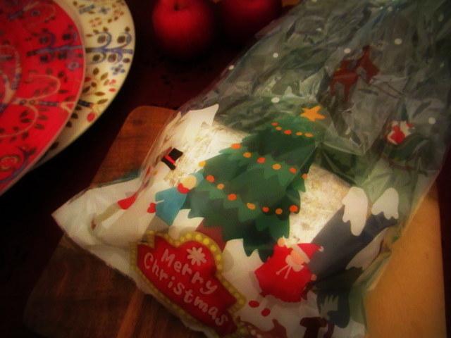 Happy Christmas・2019 * 嬉しいいただきもの♪_f0236260_14310009.jpg