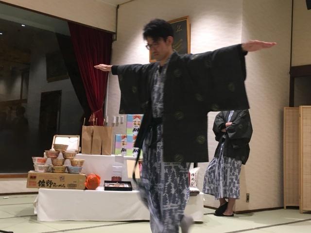 鹿児島清泉感謝の夕べ_a0079474_14421624.jpg