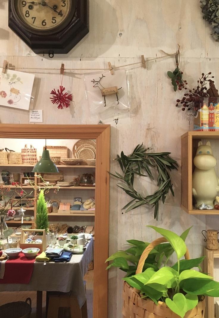 クリスマスモードの店内 〜12月の終わり頃〜_c0334574_19191622.jpeg