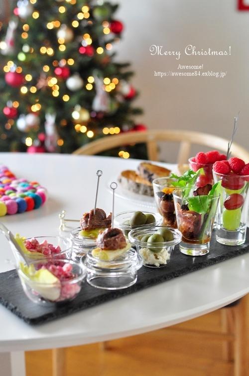 おうちクリスマスごはん_e0359481_18100529.jpg