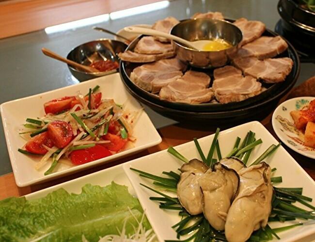 牡蠣の麻婆豆腐と、作りおきの牡蠣のオイル漬けのおはなし。_a0223786_17071431.jpg