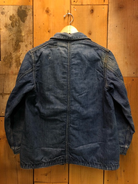 12月25日(水)マグネッツ大阪店ヴィンテージ入荷日!! #6 DenimWork編!! MONTGOMERY WARD & DRUM MAJOR, BIG MAC, PIONEER!!_c0078587_0441879.jpg