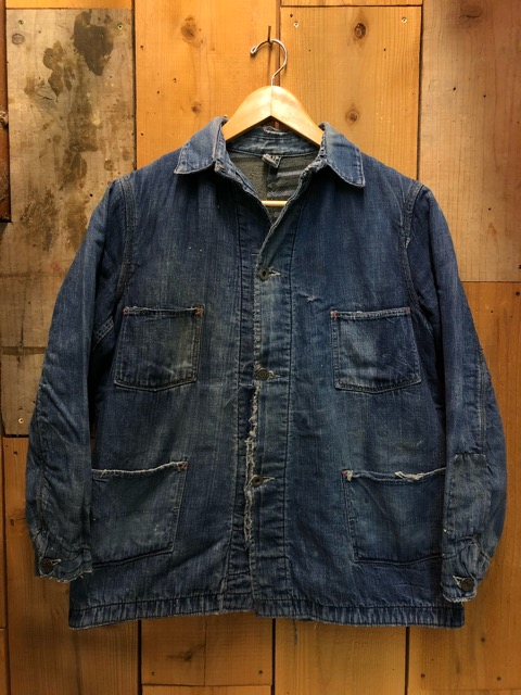 12月25日(水)マグネッツ大阪店ヴィンテージ入荷日!! #6 DenimWork編!! MONTGOMERY WARD & DRUM MAJOR, BIG MAC, PIONEER!!_c0078587_044869.jpg