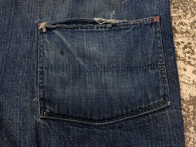 12月25日(水)マグネッツ大阪店ヴィンテージ入荷日!! #6 DenimWork編!! MONTGOMERY WARD & DRUM MAJOR, BIG MAC, PIONEER!!_c0078587_0452724.jpg