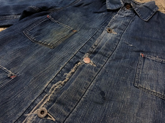 12月25日(水)マグネッツ大阪店ヴィンテージ入荷日!! #6 DenimWork編!! MONTGOMERY WARD & DRUM MAJOR, BIG MAC, PIONEER!!_c0078587_0453646.jpg