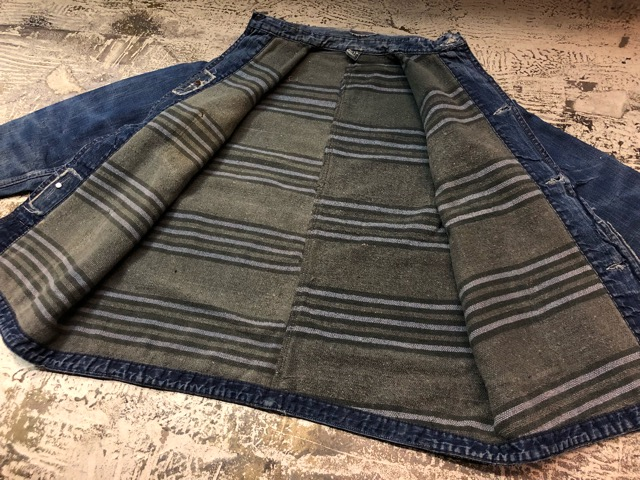 12月25日(水)マグネッツ大阪店ヴィンテージ入荷日!! #6 DenimWork編!! MONTGOMERY WARD & DRUM MAJOR, BIG MAC, PIONEER!!_c0078587_0455185.jpg