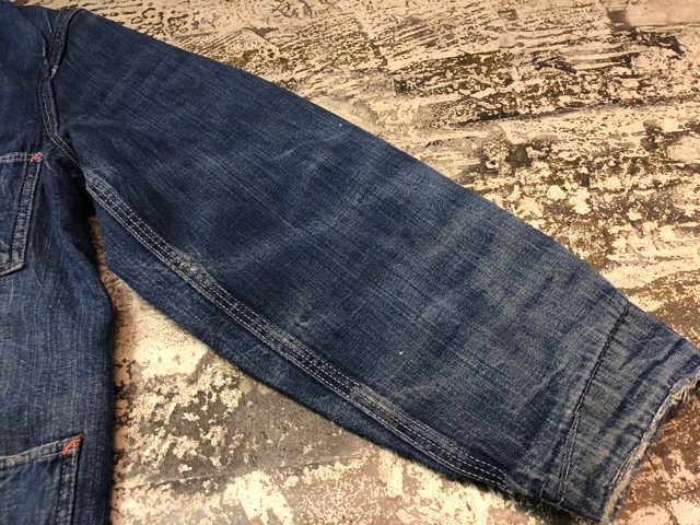 12月25日(水)マグネッツ大阪店ヴィンテージ入荷日!! #6 DenimWork編!! MONTGOMERY WARD & DRUM MAJOR, BIG MAC, PIONEER!!_c0078587_0464599.jpg