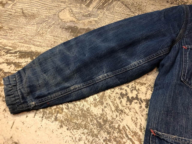 12月25日(水)マグネッツ大阪店ヴィンテージ入荷日!! #6 DenimWork編!! MONTGOMERY WARD & DRUM MAJOR, BIG MAC, PIONEER!!_c0078587_0465395.jpg