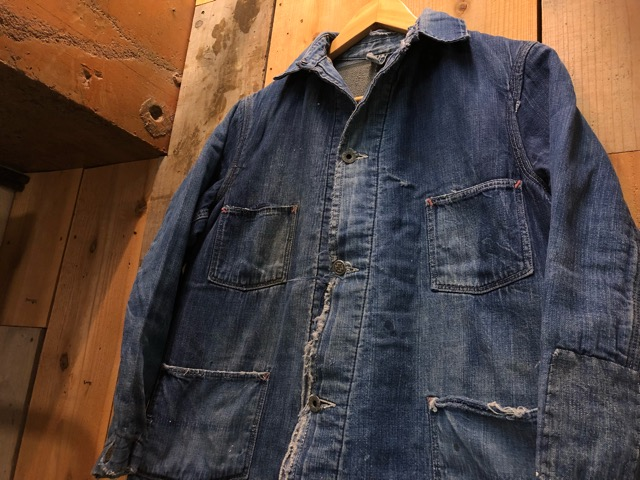 12月25日(水)マグネッツ大阪店ヴィンテージ入荷日!! #6 DenimWork編!! MONTGOMERY WARD & DRUM MAJOR, BIG MAC, PIONEER!!_c0078587_0471234.jpg