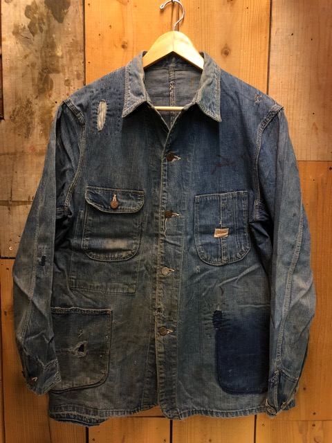 12月25日(水)マグネッツ大阪店ヴィンテージ入荷日!! #6 DenimWork編!! MONTGOMERY WARD & DRUM MAJOR, BIG MAC, PIONEER!!_c0078587_047284.jpg