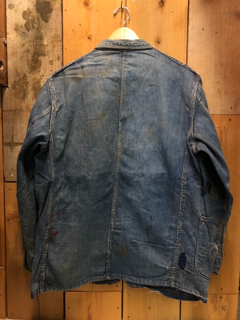 12月25日(水)マグネッツ大阪店ヴィンテージ入荷日!! #6 DenimWork編!! MONTGOMERY WARD & DRUM MAJOR, BIG MAC, PIONEER!!_c0078587_0473755.jpg