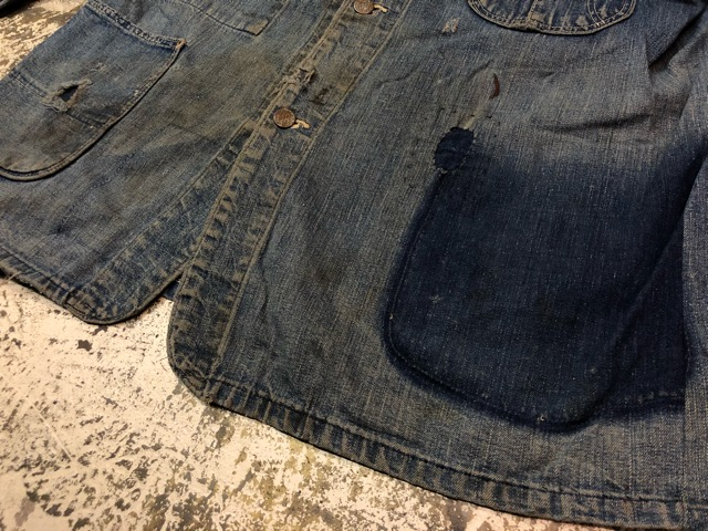 12月25日(水)マグネッツ大阪店ヴィンテージ入荷日!! #6 DenimWork編!! MONTGOMERY WARD & DRUM MAJOR, BIG MAC, PIONEER!!_c0078587_0484981.jpg