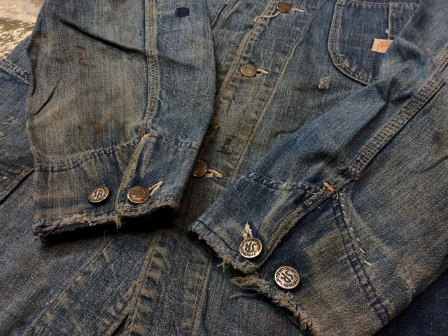 12月25日(水)マグネッツ大阪店ヴィンテージ入荷日!! #6 DenimWork編!! MONTGOMERY WARD & DRUM MAJOR, BIG MAC, PIONEER!!_c0078587_049475.jpg