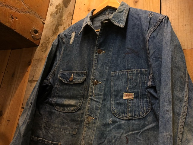 12月25日(水)マグネッツ大阪店ヴィンテージ入荷日!! #6 DenimWork編!! MONTGOMERY WARD & DRUM MAJOR, BIG MAC, PIONEER!!_c0078587_0504089.jpg