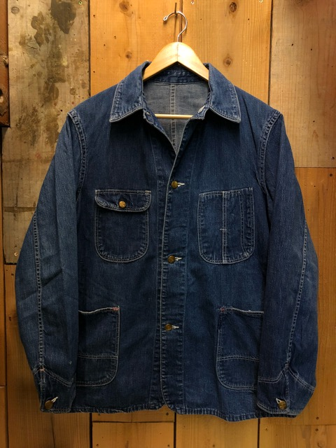 12月25日(水)マグネッツ大阪店ヴィンテージ入荷日!! #6 DenimWork編!! MONTGOMERY WARD & DRUM MAJOR, BIG MAC, PIONEER!!_c0078587_0521995.jpg