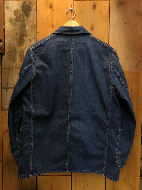 12月25日(水)マグネッツ大阪店ヴィンテージ入荷日!! #6 DenimWork編!! MONTGOMERY WARD & DRUM MAJOR, BIG MAC, PIONEER!!_c0078587_0522627.jpg