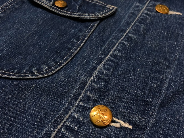12月25日(水)マグネッツ大阪店ヴィンテージ入荷日!! #6 DenimWork編!! MONTGOMERY WARD & DRUM MAJOR, BIG MAC, PIONEER!!_c0078587_0525274.jpg