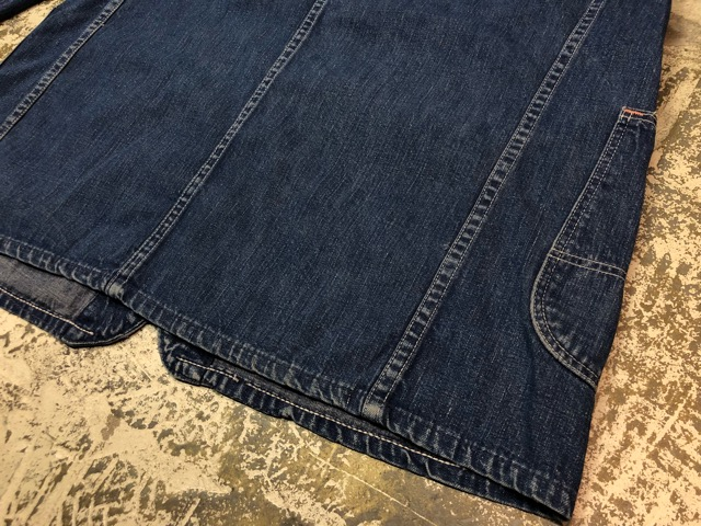 12月25日(水)マグネッツ大阪店ヴィンテージ入荷日!! #6 DenimWork編!! MONTGOMERY WARD & DRUM MAJOR, BIG MAC, PIONEER!!_c0078587_0542729.jpg