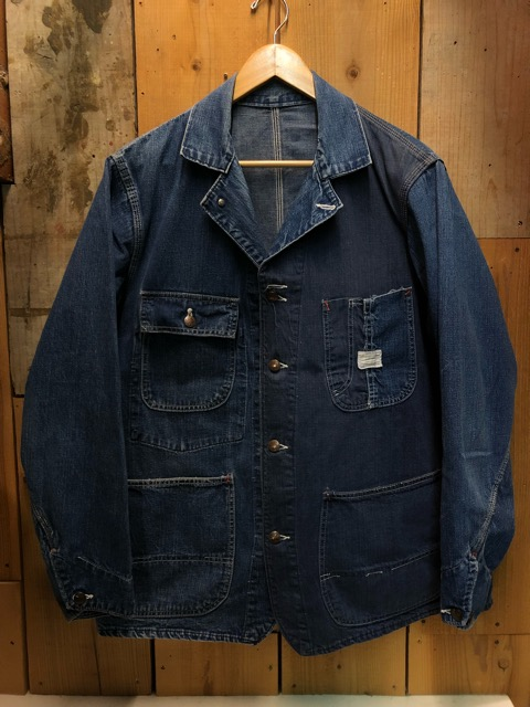 12月25日(水)マグネッツ大阪店ヴィンテージ入荷日!! #6 DenimWork編!! MONTGOMERY WARD & DRUM MAJOR, BIG MAC, PIONEER!!_c0078587_0552814.jpg