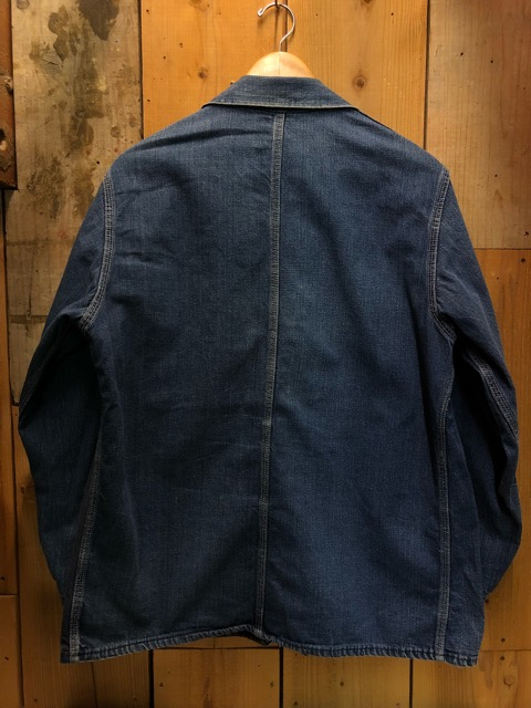 12月25日(水)マグネッツ大阪店ヴィンテージ入荷日!! #6 DenimWork編!! MONTGOMERY WARD & DRUM MAJOR, BIG MAC, PIONEER!!_c0078587_0553687.jpg