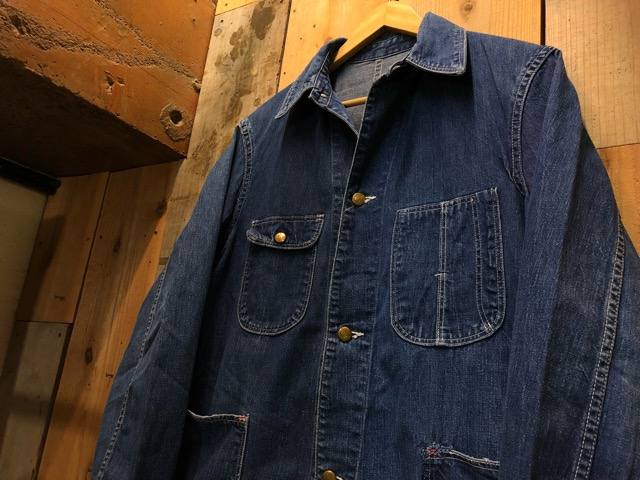 12月25日(水)マグネッツ大阪店ヴィンテージ入荷日!! #6 DenimWork編!! MONTGOMERY WARD & DRUM MAJOR, BIG MAC, PIONEER!!_c0078587_055589.jpg