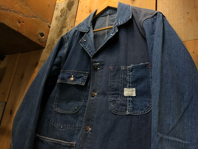 12月25日(水)マグネッツ大阪店ヴィンテージ入荷日!! #6 DenimWork編!! MONTGOMERY WARD & DRUM MAJOR, BIG MAC, PIONEER!!_c0078587_0581455.jpg