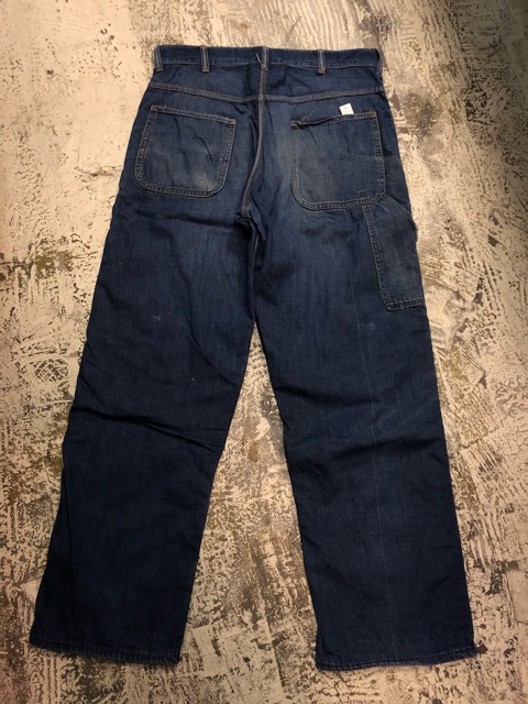 12月25日(水)マグネッツ大阪店ヴィンテージ入荷日!! #6 DenimWork編!! MONTGOMERY WARD & DRUM MAJOR, BIG MAC, PIONEER!!_c0078587_0592849.jpg
