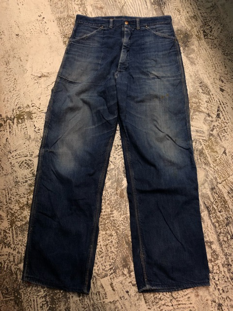 12月25日(水)マグネッツ大阪店ヴィンテージ入荷日!! #6 DenimWork編!! MONTGOMERY WARD & DRUM MAJOR, BIG MAC, PIONEER!!_c0078587_0594756.jpg