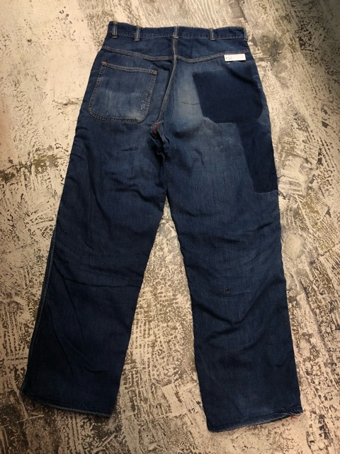 12月25日(水)マグネッツ大阪店ヴィンテージ入荷日!! #6 DenimWork編!! MONTGOMERY WARD & DRUM MAJOR, BIG MAC, PIONEER!!_c0078587_0595588.jpg