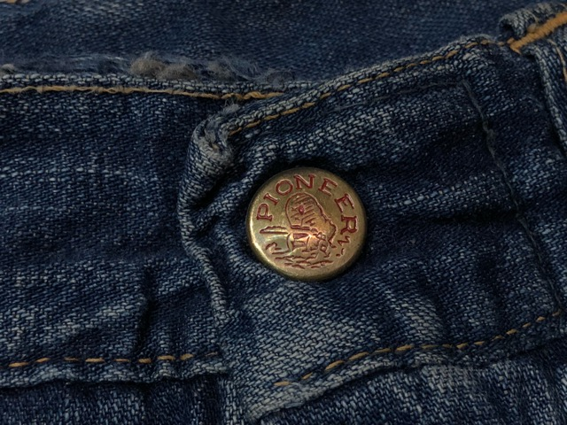 12月25日(水)マグネッツ大阪店ヴィンテージ入荷日!! #6 DenimWork編!! MONTGOMERY WARD & DRUM MAJOR, BIG MAC, PIONEER!!_c0078587_101385.jpg