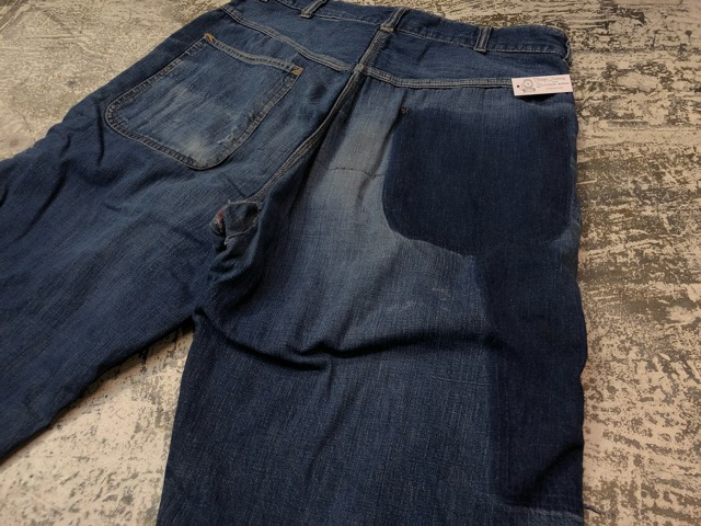 12月25日(水)マグネッツ大阪店ヴィンテージ入荷日!! #6 DenimWork編!! MONTGOMERY WARD & DRUM MAJOR, BIG MAC, PIONEER!!_c0078587_102984.jpg