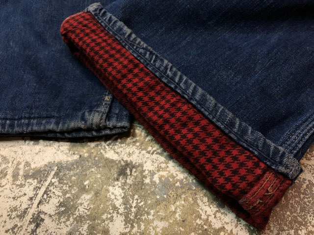 12月25日(水)マグネッツ大阪店ヴィンテージ入荷日!! #6 DenimWork編!! MONTGOMERY WARD & DRUM MAJOR, BIG MAC, PIONEER!!_c0078587_121080.jpg