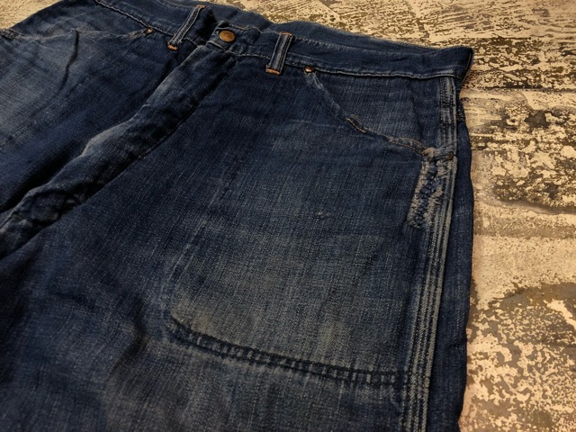 12月25日(水)マグネッツ大阪店ヴィンテージ入荷日!! #6 DenimWork編!! MONTGOMERY WARD & DRUM MAJOR, BIG MAC, PIONEER!!_c0078587_122449.jpg