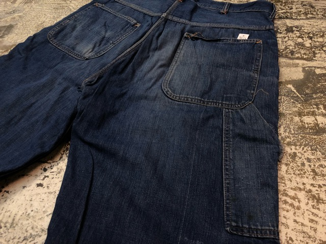 12月25日(水)マグネッツ大阪店ヴィンテージ入荷日!! #6 DenimWork編!! MONTGOMERY WARD & DRUM MAJOR, BIG MAC, PIONEER!!_c0078587_123443.jpg