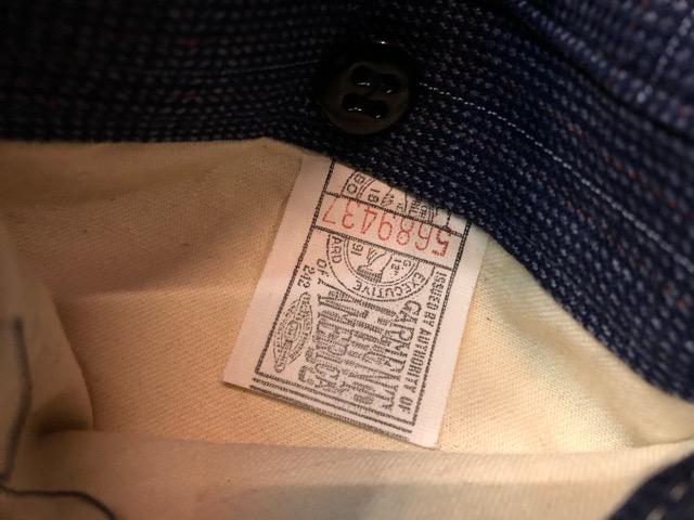 12月25日(水)マグネッツ大阪店ヴィンテージ入荷日!! #7 NOS(NEW OLD STOCK)編!! DAN RIVER & Tweed, BuckleBack, LeesureWear!!_c0078587_1324526.jpg