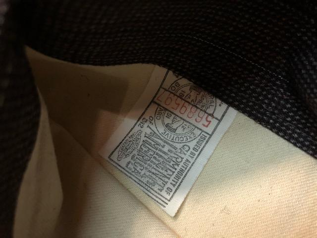 12月25日(水)マグネッツ大阪店ヴィンテージ入荷日!! #7 NOS(NEW OLD STOCK)編!! DAN RIVER & Tweed, BuckleBack, LeesureWear!!_c0078587_1343397.jpg