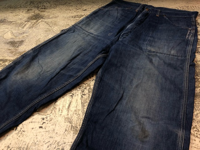 12月25日(水)マグネッツ大阪店ヴィンテージ入荷日!! #6 DenimWork編!! MONTGOMERY WARD & DRUM MAJOR, BIG MAC, PIONEER!!_c0078587_135485.jpg