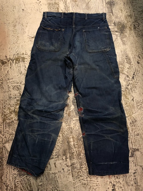 12月25日(水)マグネッツ大阪店ヴィンテージ入荷日!! #6 DenimWork編!! MONTGOMERY WARD & DRUM MAJOR, BIG MAC, PIONEER!!_c0078587_151037.jpg
