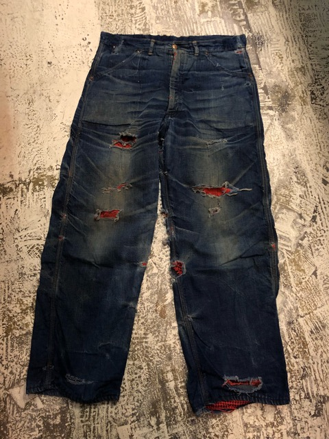 12月25日(水)マグネッツ大阪店ヴィンテージ入荷日!! #6 DenimWork編!! MONTGOMERY WARD & DRUM MAJOR, BIG MAC, PIONEER!!_c0078587_15172.jpg